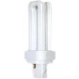 Compact Fluorescent 2U 18W G24d-2 3500K