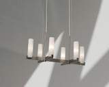 Illuminating Experiences Elf 9 Chandelier and Designed by Steven Blackman