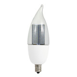Euri Lighting  ECA9.5-1120fc LED Flame Bulb 1W 120V/60Hz