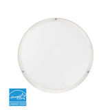 "Euri Lighting 18"" Ceiling Light EC18-2000e Directional LED Fixture 30W 120V 3000K"