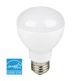 Euri Lighting R20 Directional Flood ER20-1000e  LED Light Bulb 7W 120V 3000K