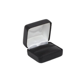Leatherette Ring Box for Two Rings