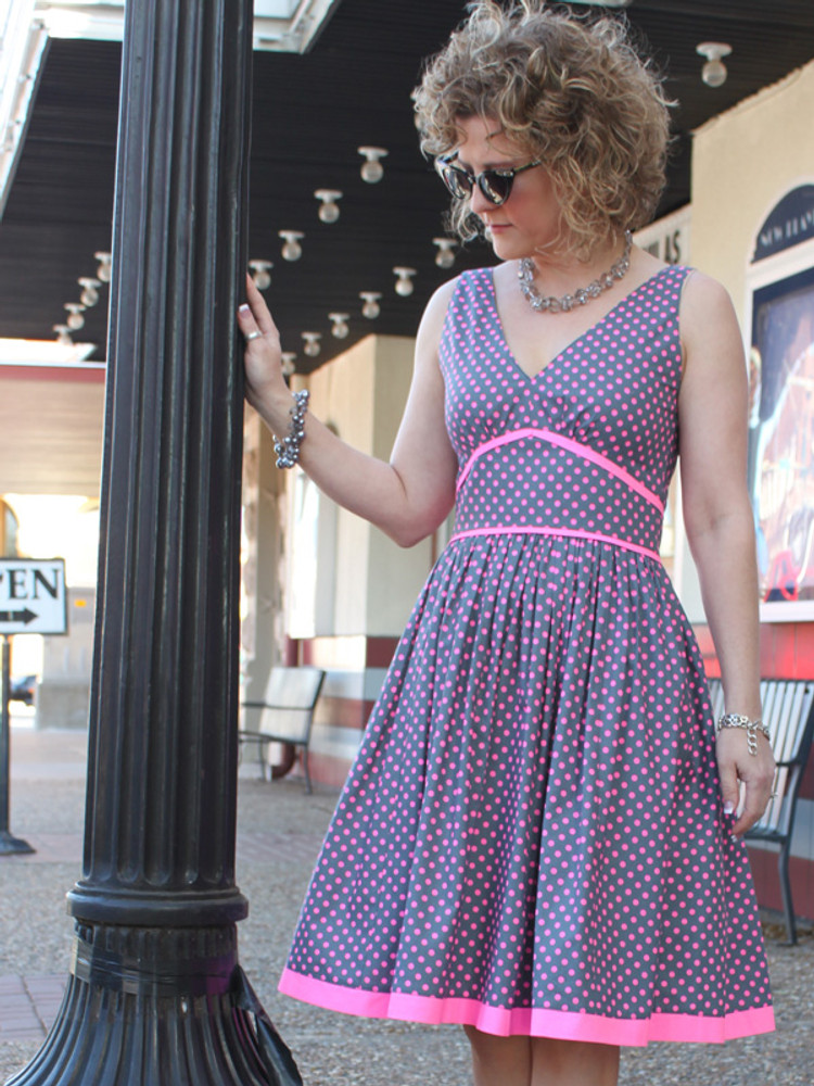 Marilyn Dress (Pattern)