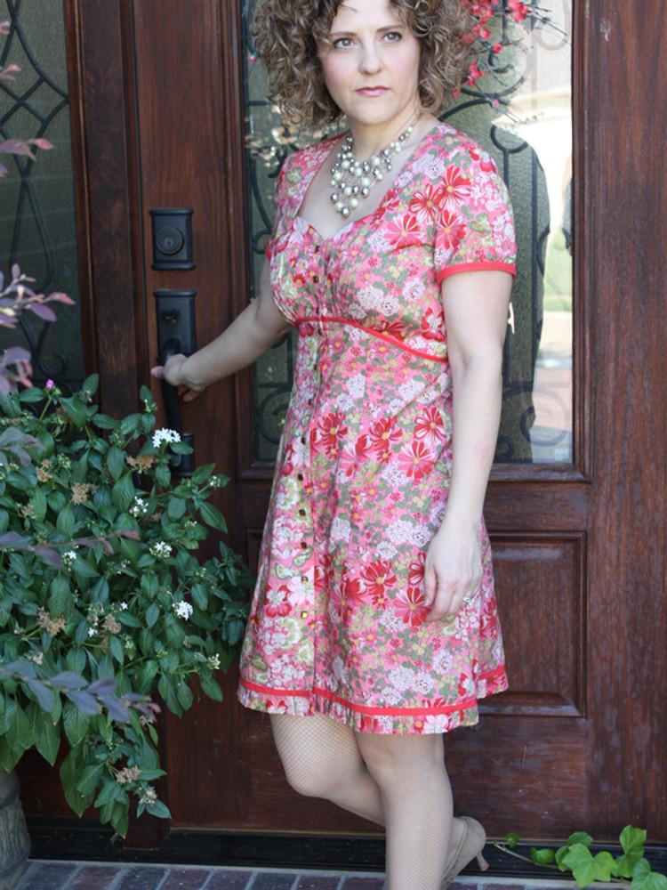 Isabella Dress (Pattern)