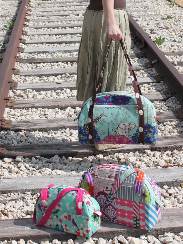 Bijou Travel Trio (Pattern)