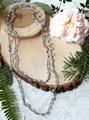 Crochet Beaded Necklace/Bracelet