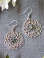 Crochet Wire Earrings