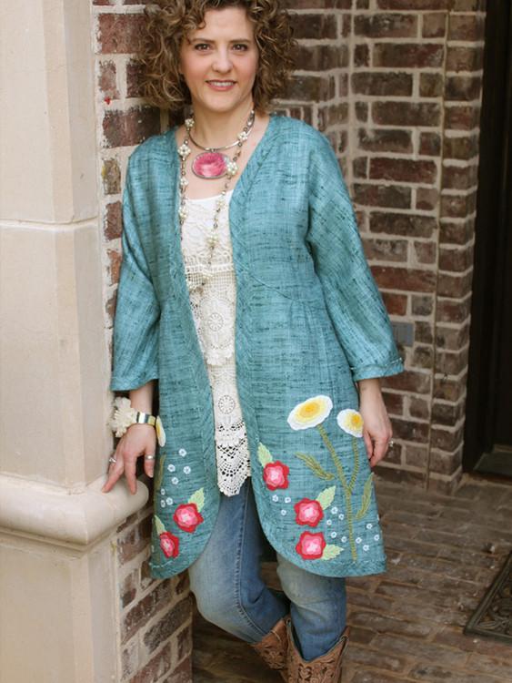 Jade Jacket (Pattern)