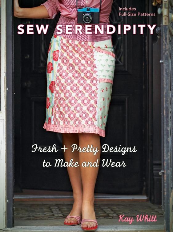 Sew Serendipity (Book)
