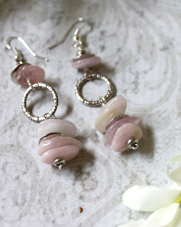 Ring Drop Earrings