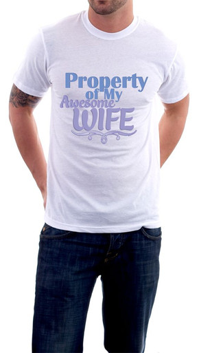 Property of My Awesome Wife