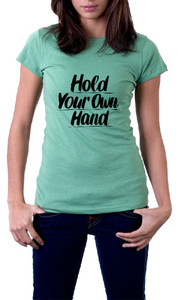Hold your own hand T-Shirt