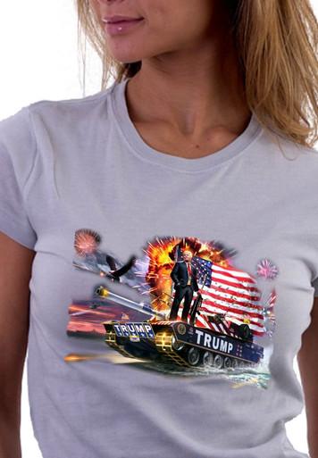 Donald Trump T-Shirt Trump Tank Shirt