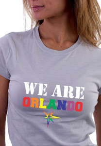 We are Orlando T-Shirt