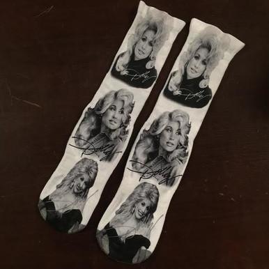 Dolly Parton Socks