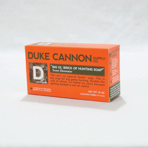 Duke Cannon Big 'Ol Brick of Hunting Soap