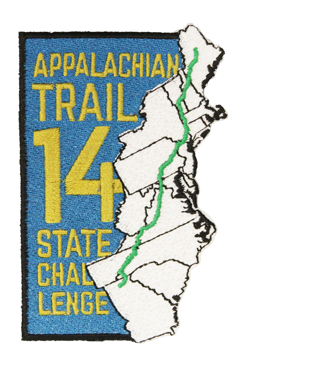 14 State Challenge Patch