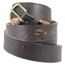 ATC Leather Belt