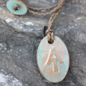 Appalachian Trail  Pendant