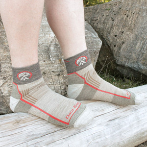 ATC Darn Tough 1/4 Socks