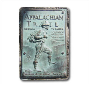 Springer Plaque Magnet