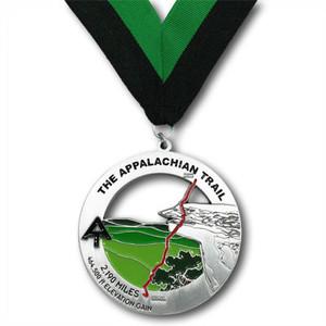 A.T. Hiker Medal