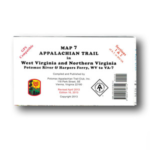 Appalachian Trail in West Virginia and Northern Virginia