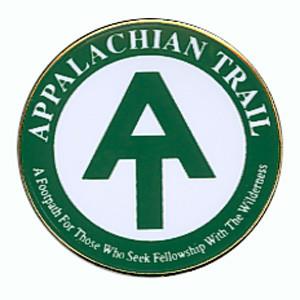 A.T. Monogram Pin