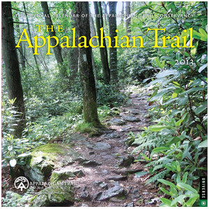 Appalachian Trail Official 2013 Calendar - 60% Off
