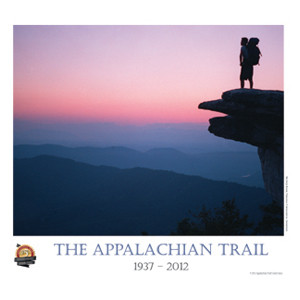 The Trail's 75th Anniversary Poster--CLEARANCE