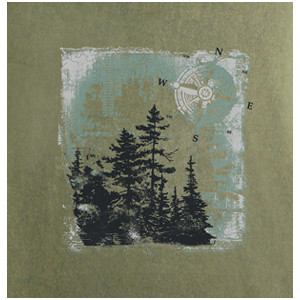 Forest and Compass T-Shirt