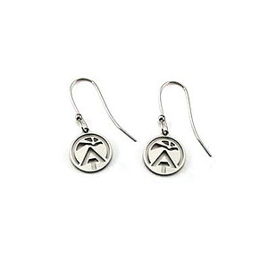 Logo Earrings by Tarma