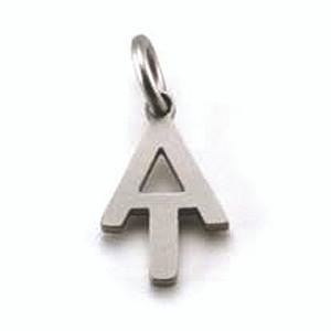 A.T. Monogram Charm