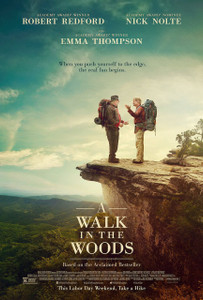 A Walk in the Woods BluRay - 28% Off
