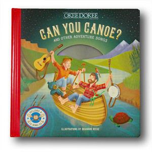 A picture book with a 12-song, Grammy-winning CD drawn from their trips on the trail as well as along the Mississippi.