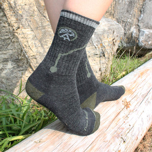 Appalachian Trail socks by Darn Tough