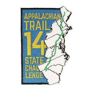 A patch for those working on the A.T. 14-State Challenge!