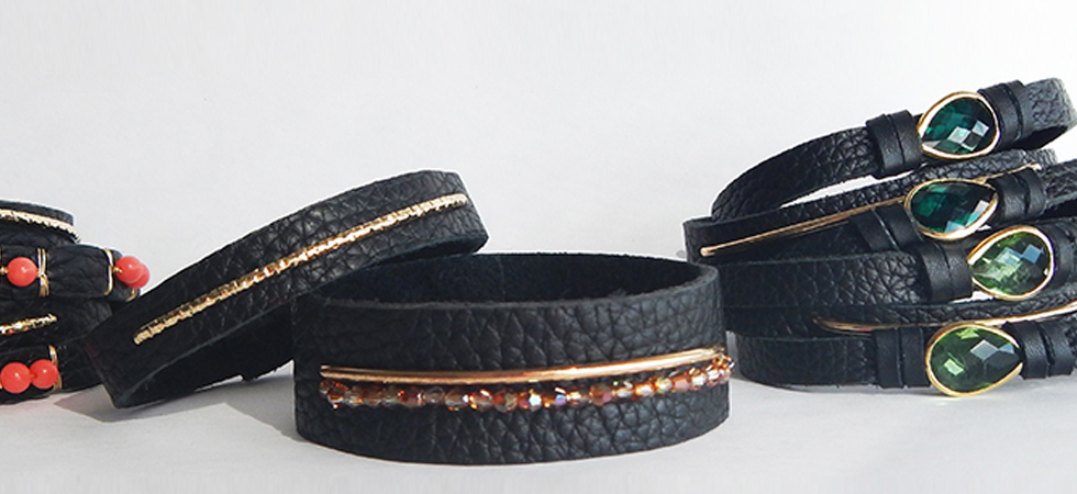 Cool Leather Bracelets