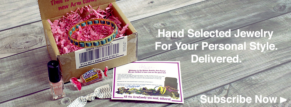 Helene Jewelry Subscription Box - Hand Selected Jewelry for Your Personal Style