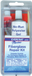 Fiberglass Repair Kit, 2oz
