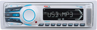 Marine MP3/AM/FM Receiver, White