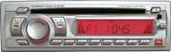 AM/FM/CD Receiver, Silver