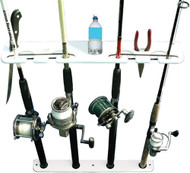 Pontoon Rod Rack, 4-Rod