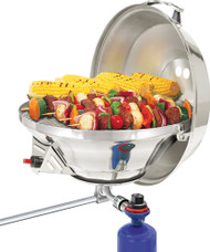 BBQ/Stove, Gas, 14.5""
