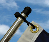 """Charlevoix® Flag Clip, fits 7/8"""" to 1"""" Flag Pole"""
