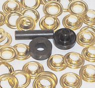 "Brass Grommets, 3/8""(12 sets)"