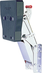 Motor Bracket, 7-1/2 - 12hp, up to 82 lbs.