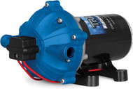 70 PSI Washdown Pump, 5.3GPM, 6 Amps, 5-Chamber Design