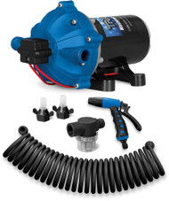 70 PSI Washdown Pump Kit, 5.3GPM