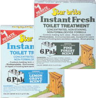 Inst. Fresh,Lemon,(6pk)